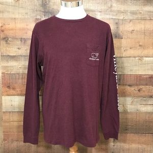 Vineyard Vines Shirts - Vineyard Vines Men's Whale Graphic T-Shirt M
